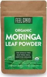 Feel Good Organics Moringa Leaf Powder
