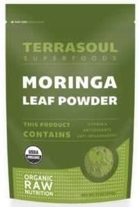 Terrasoul Superfoods Organic Moringa Leaf Powder