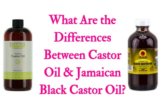 What Are The Differences Between Castor Oil Amp Jamaican