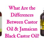 What Are the Differences Between Castor Oil & Jamaican Black Castor Oil?