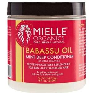 Mielle Organics Babassu Oil & Mint Deep Conditioner