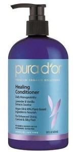 Pura d'or Healing Conditioner