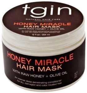TGIN Honey Miracle Deep Moisturising Hair Mask