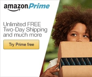Amazon Prime unlimited two day shipping