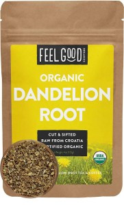 Feel Good Organics Dandelion Root