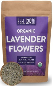 Feel Good Organics Lavender Flowers