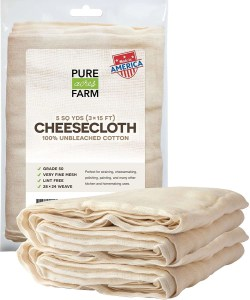 Pure Acres Farm Cheesecloth