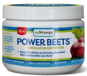 Nu-Therapy superfoods dietary supplement discount code