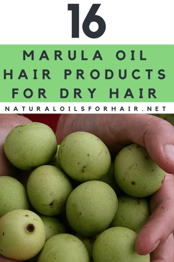 16 Marula Oil Hair Products for Dry and damaged Hair