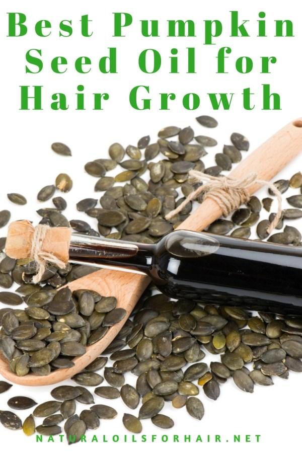 Best Pumpkin Seed Oil for Hair Growth