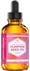 Pumpkin Seed Oil By Leven Rose