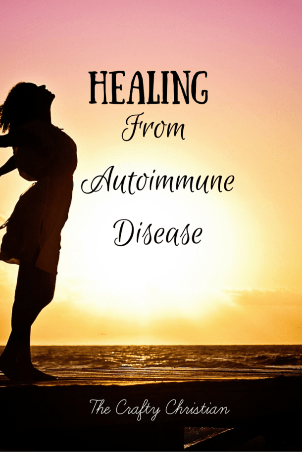 Being diagnosed with an autoimmune disease isn't a sentence. It's an opportunity to realize the relationship between your decisions and your health! I'm finally seeing some positive changes and realizing that it's possible to help your body heal itself instead of settling for sickness!