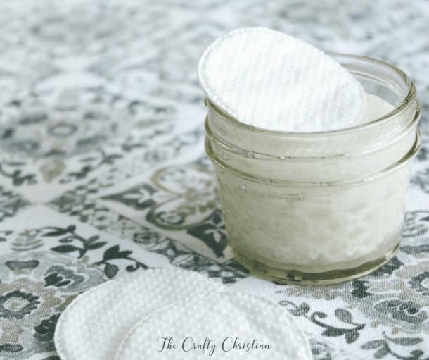 makeup remover cotton patches