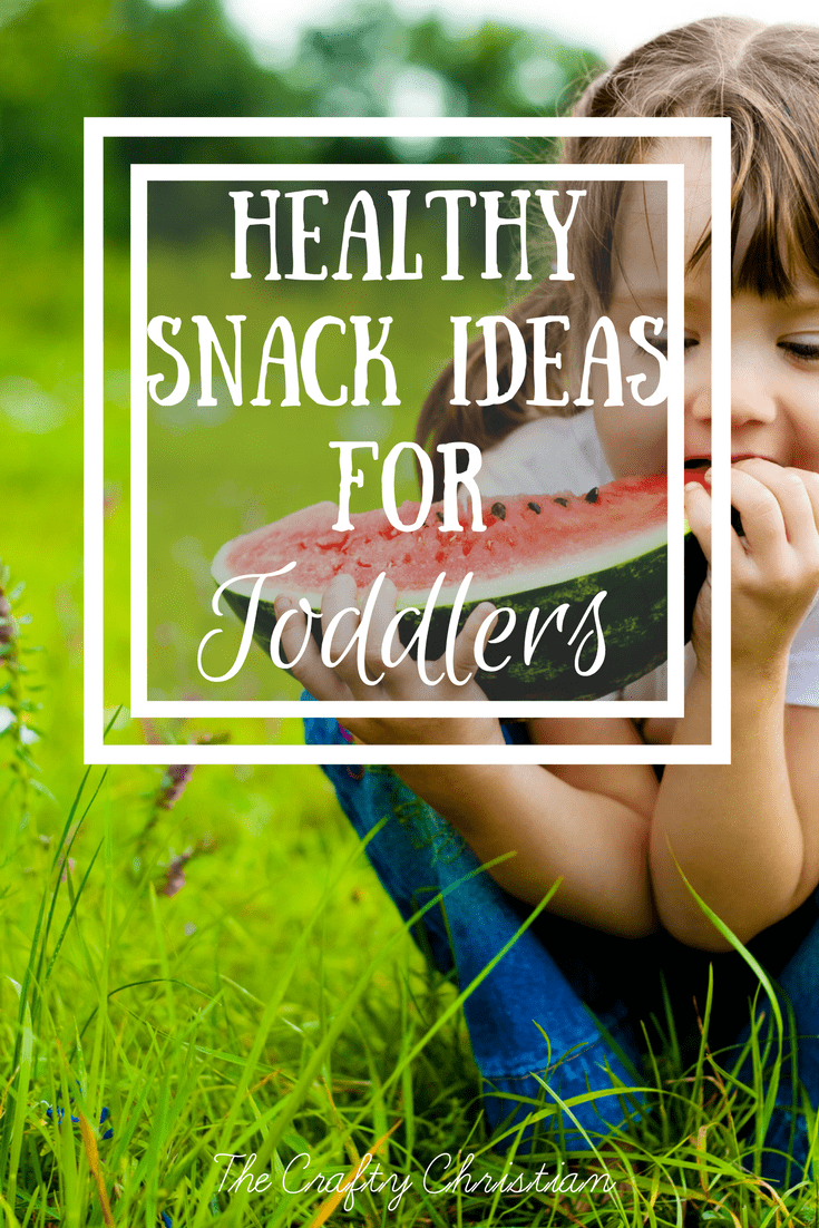 Are your kids always hungry like mine are? Here are some great, healthy snack ideas for toddlers that are easy for mamas and healthy for the kiddos!