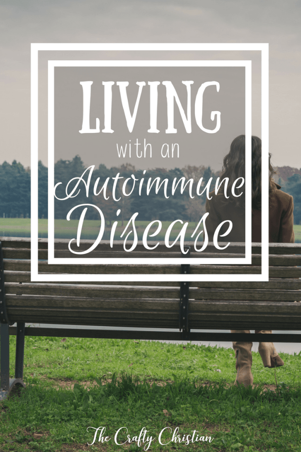 Living with an autoimmune disease is hard. Invisible illness hurts you on the inside, but people don't see it from the outside. It's very lonely, isolating and at times depressing... But there is hope!