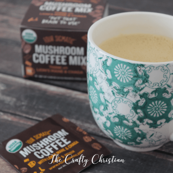 How I'm Beating Brain Fog with… Mushroom Coffee?