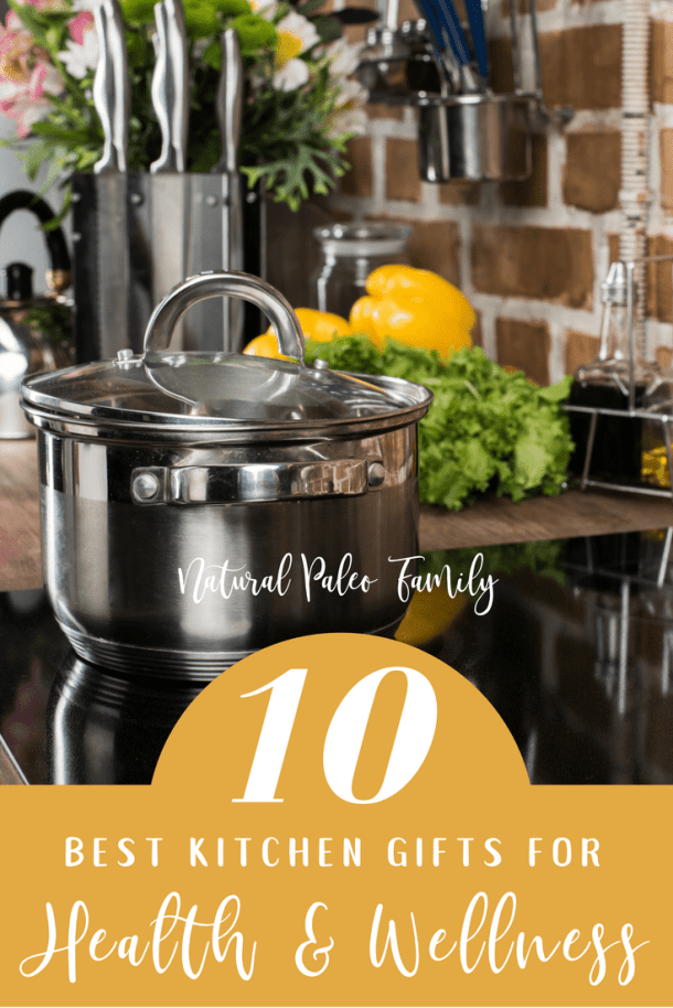 The journey of healing requires spending much time in the kitchen, so I've made a list of the best kitchen gift ideas to make things easier for you!