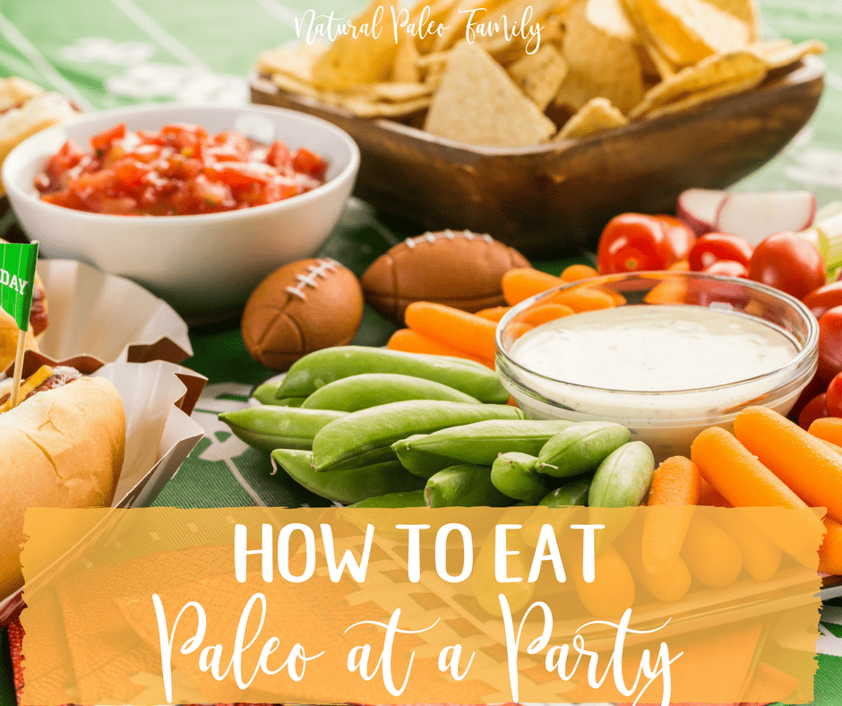 Committing to a Paleo lifestyle can be challenging, especially when trying to eat paleo at a party; here are some tips to make the holidays easier for you!