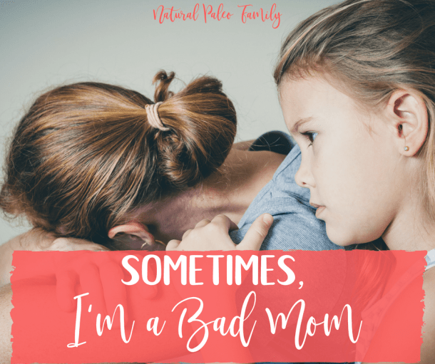 It's one of those thoughts that crosses my mind more often than I'd like to admit. I mean, I love my boys more than I could ever begin to explain, but sometimesI lose my temper just because they're being toddlers.They're wrestling, being too loud, or making too much of a mess, and I'm tired. Or under-caffeinated.Or just fed up with the chaos.