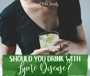 Being diagnosed with Lyme disease is no walk in the park.  It's much more complicated than taking a course of antibiotics for 10 days, and often requires massive lifestyle changes for those affected. So the big question right now is; should you drink with Lyme disease?