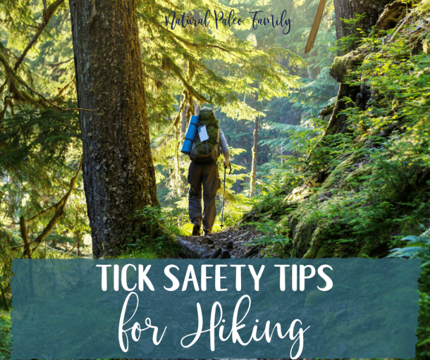 Lyme disease is enough to make anybody weary of spending time outdoors in the woods. I know that when I was first diagnosed, it took me a long time (years, in fact) to be comfortable going on hikes again. But with a few tick safety tips, it makes hiking fun and enjoyable again.