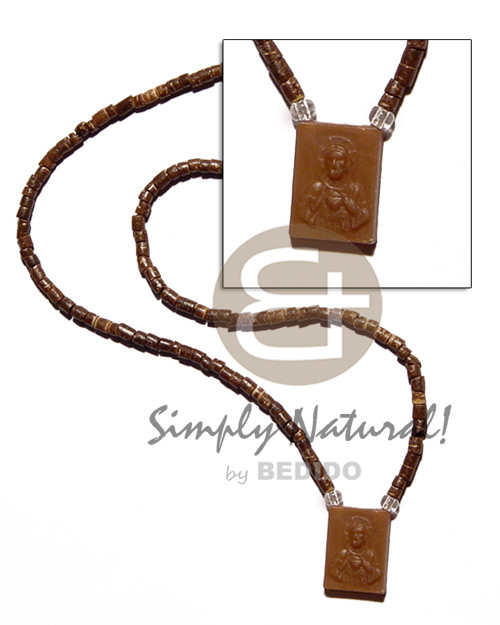 Philippines Coco Necklace