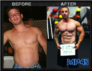 Mp45 Workout Before After