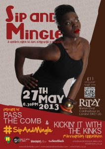 Sip and Mingle Kickin it With the Kinks Event