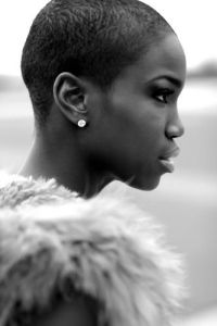 Short-natural-hairstyle