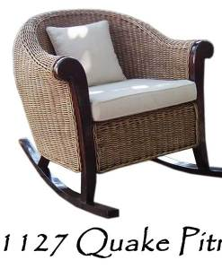 Quake Rattan Chair