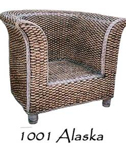 Alaska Wicker Arm Chair