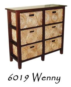 Wenny Wicker Drawer