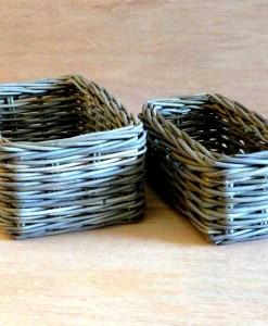 Queen Rattan Basket