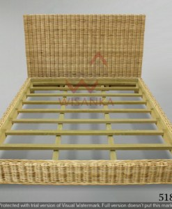 Theon Rattan Bed