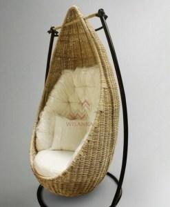 Granada Rattan Hanging Chair