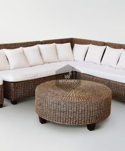 Laluba Wicker Corner Set
