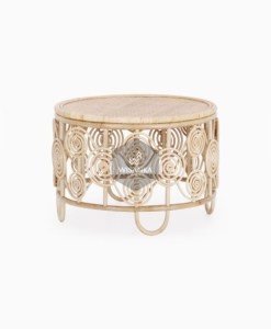 Lief Rattan Round Coffee Table