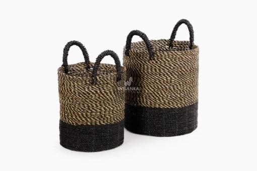 Astor Wicker Basket
