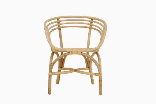 Tulip Rattan Chair