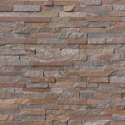 Amber Copper Stone Veneer