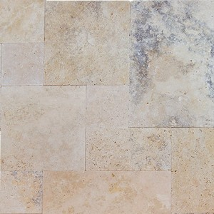 Rustic Travertine Pavers