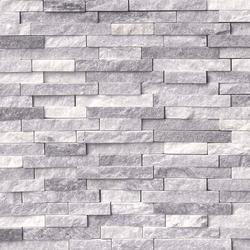 Alaska Gray Splitface Stacked Stone Veneer Ledger