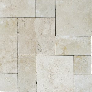 Tuscany Beige Travertine Pavers
