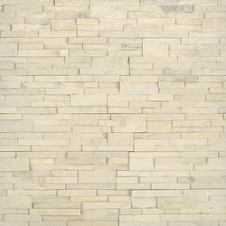Sedona Beige Stacked Stone Panels