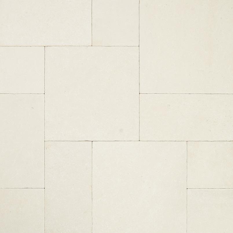 Monaco Tumbled Limestone Patio Paver