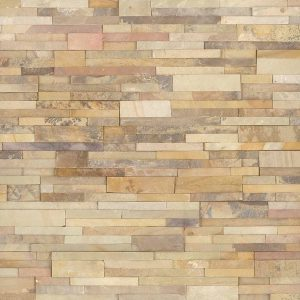 Sedona Fossil Ledger Stone Panel LPNLDSEDFOS624