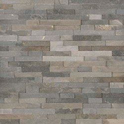 Sedona Grey Stacked Stone Panels