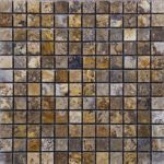 "1""x1"" Scabos Travertine Mosaic"