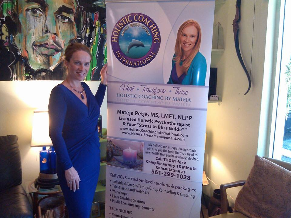 Mateja Petje Holistic Psychotherapy focus Alternative Approach Online Therapy