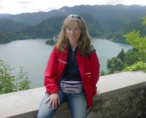 Mateja Petje Slovenia mountains adult  share heal